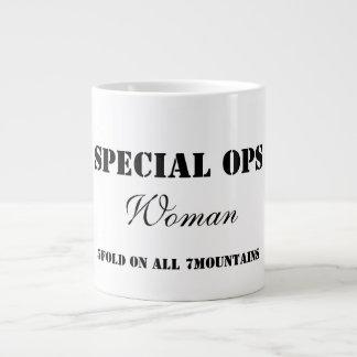 Special Ops Woman Mug