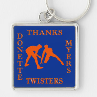Special Order this Keychain, Your Wrestling Coach Keychain