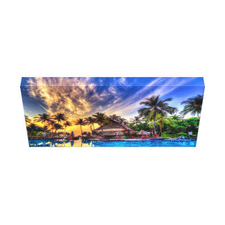 Special place canvas print