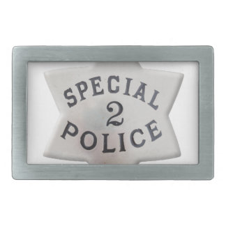 Special Police Belt Buckle