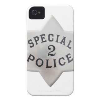 Special Police iPhone 4 Case