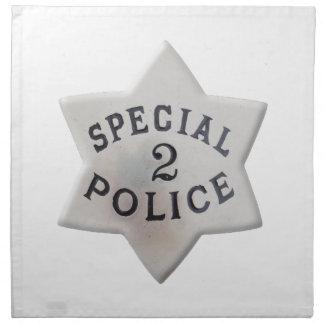 Special Police Napkin
