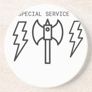 Special Service Beverage Coaster