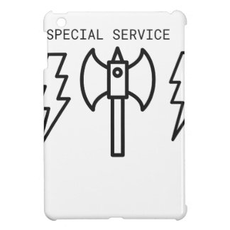Special Service iPad Mini Cover