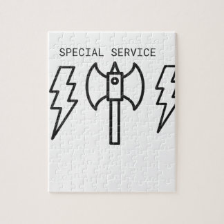 Special Service Jigsaw Puzzle