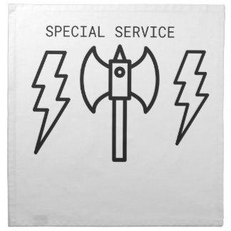 Special Service Napkin