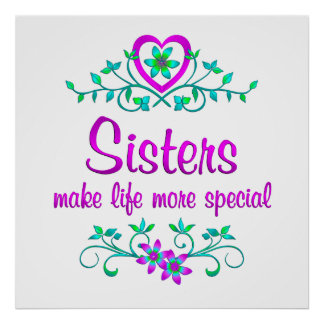 Special Sister Poster