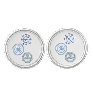 Special Snowflake Cufflinks