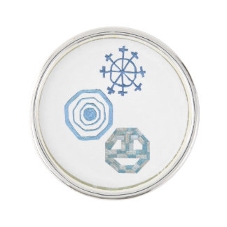 Special Snowflake Label Pin