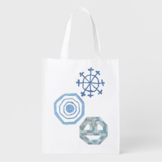 Special Snowflake No Background Reusable Bag