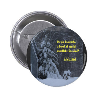 Special snowflakes 2 inch round button
