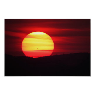 Special Sunset Poster