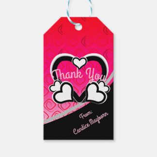 Special Thanks Pack Of Gift Tags