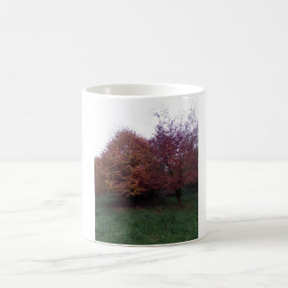special tree desighn on a mug