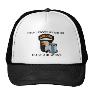 SPECIAL TROOPS BN 2ND BCT 101ST AIRBORNE HAT