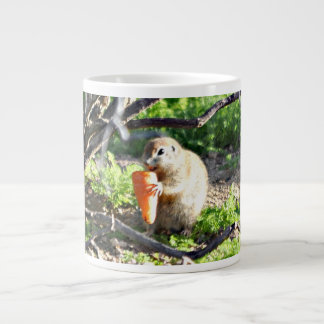 "Specialty Coffee Cup ""Momma Ground Squirrel"""
