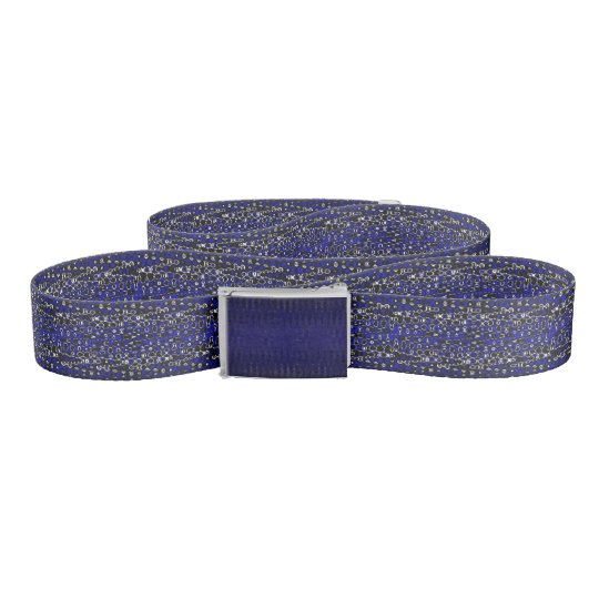 Specialty Designed Custom Belt (BBW)