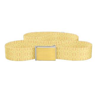Specialty Designed Custom Belt (Summer Daze)