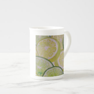 Specialty Mug - Lemon and Lime Slices