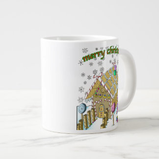 Specialty Mug, merry christmas Large Coffee Mug