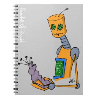 Specimen 317c Notebook