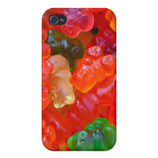 Speck Case Gummy Bears Cover For iPhone 4
