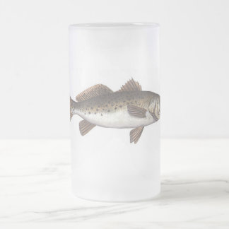 SPECK FROSTED GLASS MUG