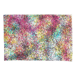 Speckle Of Colors Pillowcase