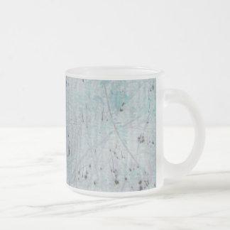 Speckled Blue Coffee Mugs