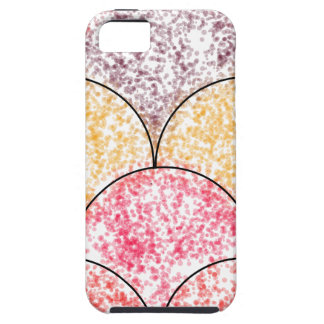 Speckled Mermaid Scales iPhone 5 Cover