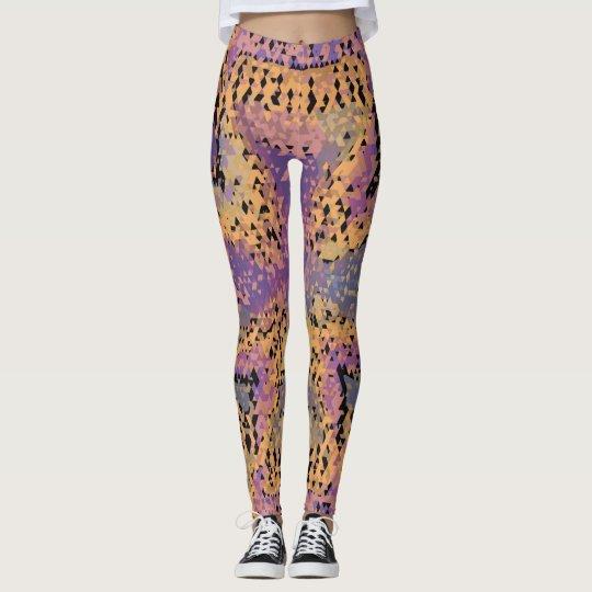 Speckled Pop Leggings