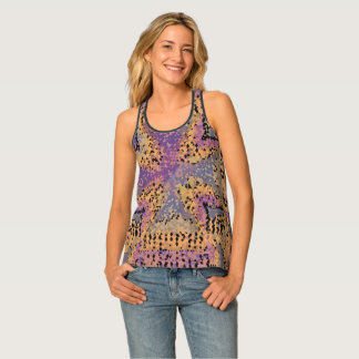 Speckled Pop Tank Top