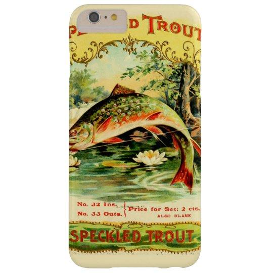 Speckled Trout Vintage Art HTC Vivid / Raider 4G Case