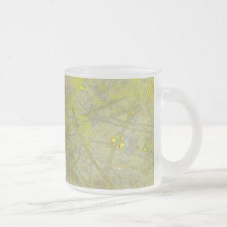 Speckled Yellow Mug