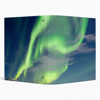 Spectacular Aurora borealis Northern Lights Binders