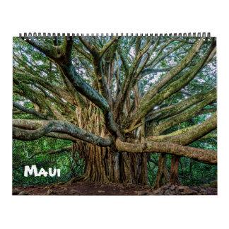 Spectacular Maui Calendar