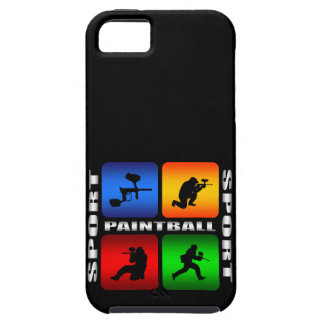 Spectacular Paintball iPhone 5 Cover