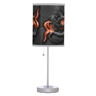 Spectral Dragon Table Lamp