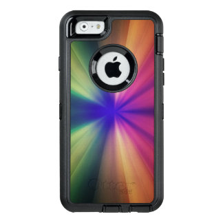 Spectral Flash OtterBox Defender iPhone Case