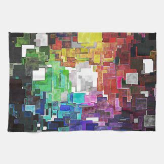 Spectral Geometric Abstract Towel