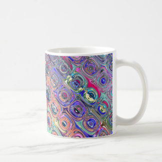 Spectral Glass Beads Coffee Mug
