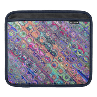 Spectral Glass Beads iPad Sleeve