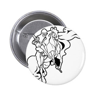 Spectral Knight 2 Inch Round Button