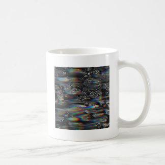 Spectral Plant Leaves Coffee Mug