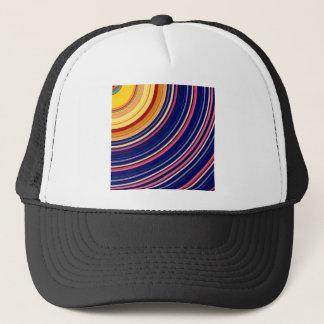 Spectral Sun Rays Trucker Hat