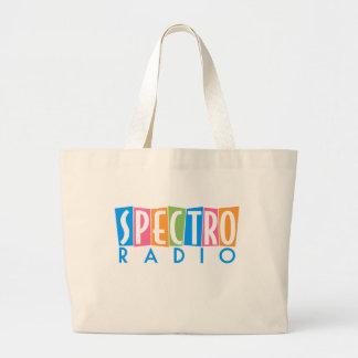 Spectro Radio Tote Bag
