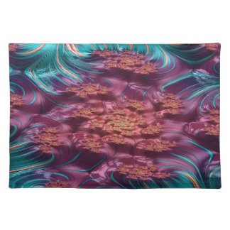 spectroscopic petulance fractal placemat