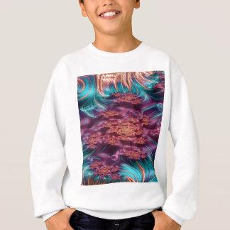 spectroscopic petulance fractal sweatshirt