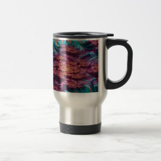 spectroscopic petulance fractal travel mug