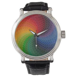 Spectrum Color Wheel Watches